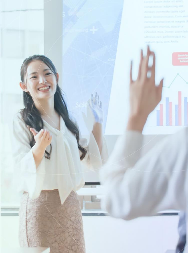 Lecture/Seminar ホスピタリティと実践力で個人に変容をもたらします